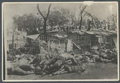 Foto Korban Bom Atom Hiroshima & Nagasaki Di Jepang 1945
