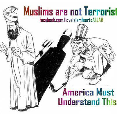 Muslims Are Not Terrorist